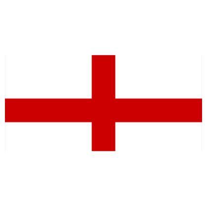 England - English Flag face mask