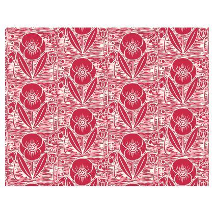 Handbags  - Field poppy