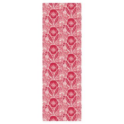 Deckchair  - Field poppy