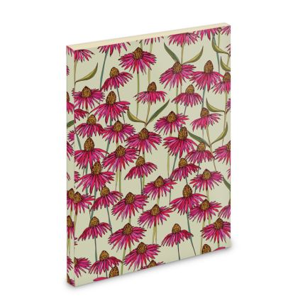 Echinacea Collection - Pocket Note Book