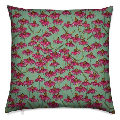 Echinacea Collection - Luxury Cushion