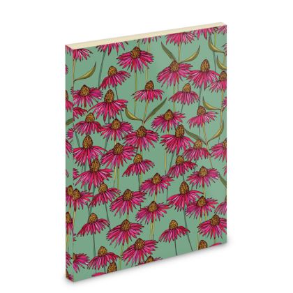 Echinacea Collection - Luxury Pocket Note Book