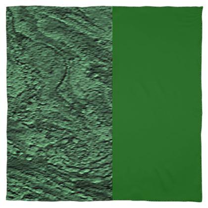 Green Design ©  Scarf Wrap or Shawl