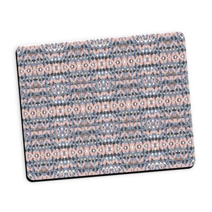 Mosaic mouse mat