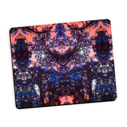 Coral trees mouse mat
