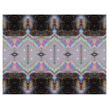 Oil print mouse mat