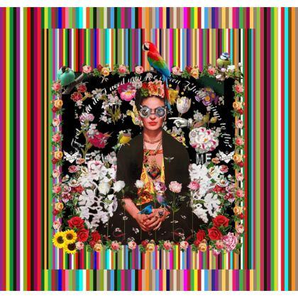 Frida Incognito Double Deckchair