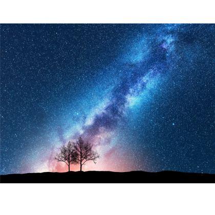 nebula space face mask