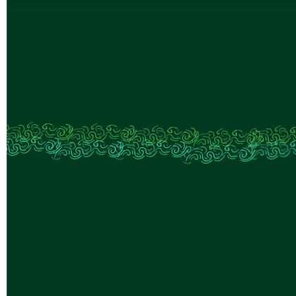 Emerald Green Hard Glass Case ©