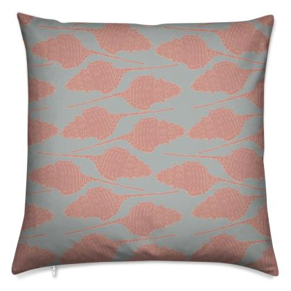 Sea Life Collection_Shell - Luxury Cushion