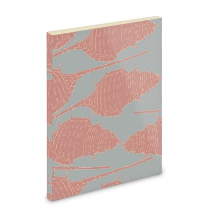 Sea Life Collection _Shells - Pocket Note Book