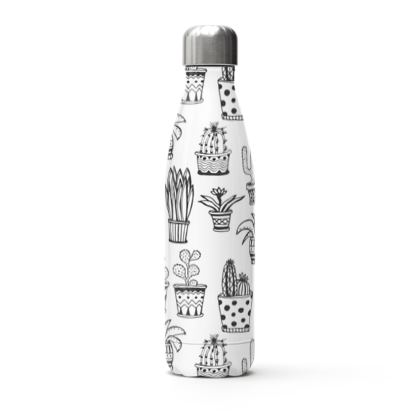 cactus Stainless Steel Thermal Bottle