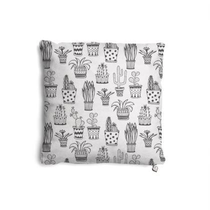 cactus Pillows Set