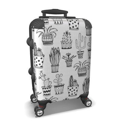 cactus Suitcase