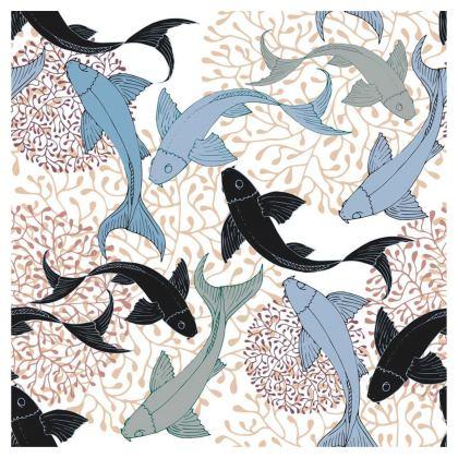 Sea Life Collectin_Sea Ginger (Ivory) - Luxury Umbrella