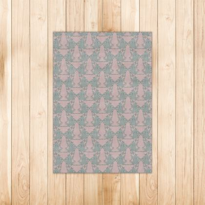 Sea Life Collection_Octopus Square - Rug
