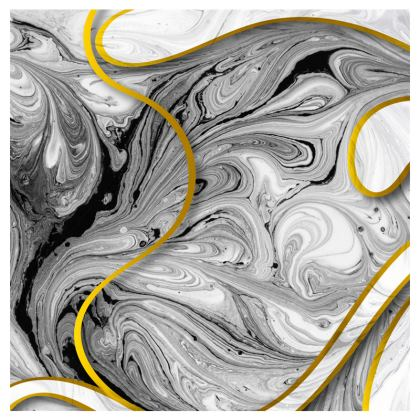 marble Travel Wallet