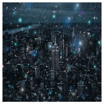 new york Travel Wallet