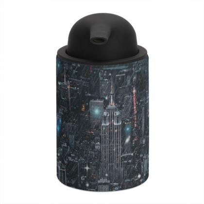 new york Soap Dispenser