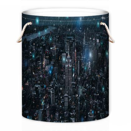 new york Laundry Bag
