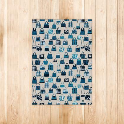 I love handbags Collection - Luxury Rug