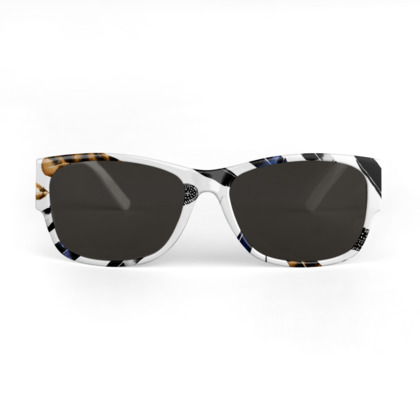Bohemian Free Feather Sunglasses