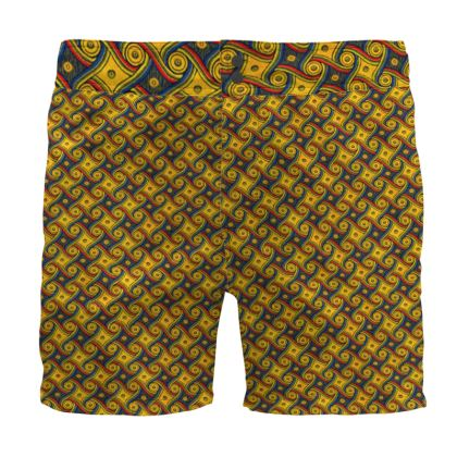 The LAX Gally Carpet Board Shorts