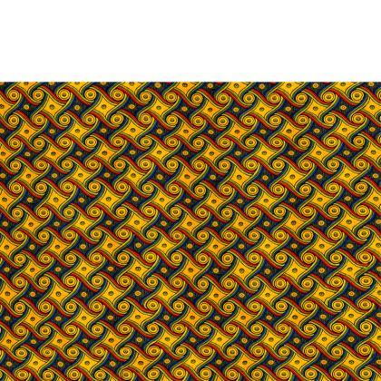 The LAX Gally Carpet Print Sunglasses Case
