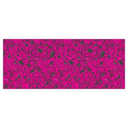 Dots and Tots hot pink