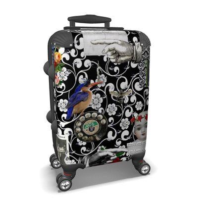I Shine Wildly Suitcase