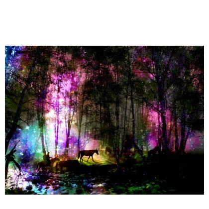 fantasyland i face masks pack of four
