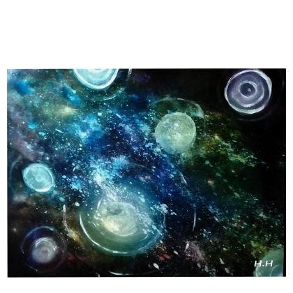 Folding Stool Chair -The Orbs