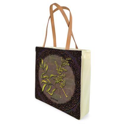 Celtic Willow Shopper Bag