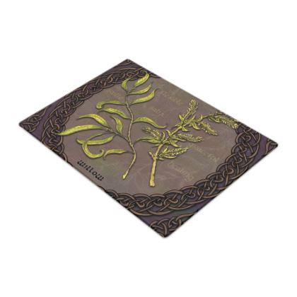 Celtic Willow Chopping Board