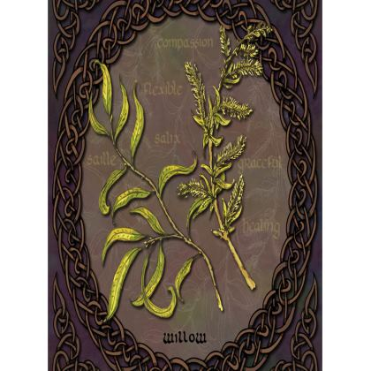 Celtic Willow Tray
