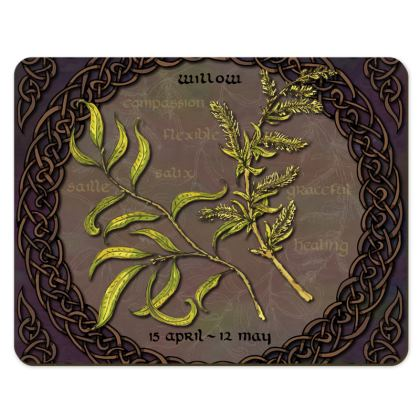 Tree Calendar Willow Placemats