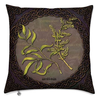 Celtic Willow Cushion