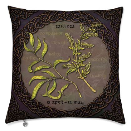 Tree Calendar Willow Cushion