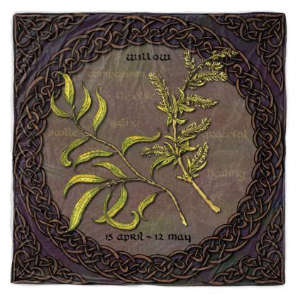 Tree Calendar Willow Throw