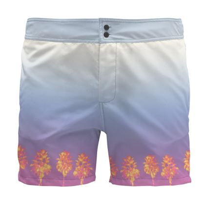 Palm Trees Collection Board Shorts
