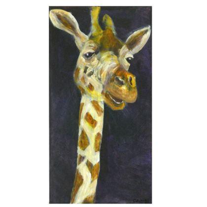 Cute Giraffe Deckchair
