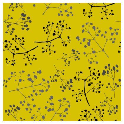 Gypsophila yellow cushion