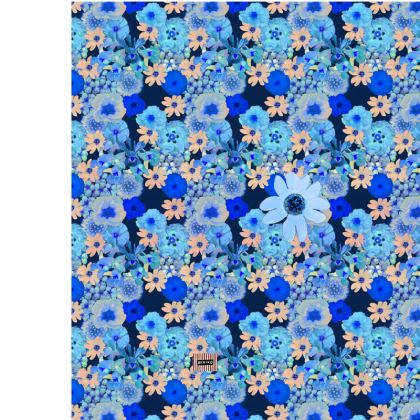 Blue flower tong - Limited edition