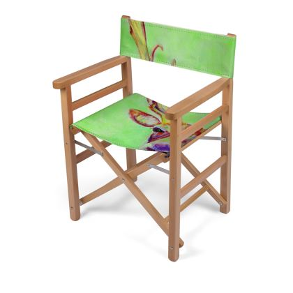 Green Stag Director's Chair