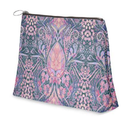 Pink Purse/Clutch Bag