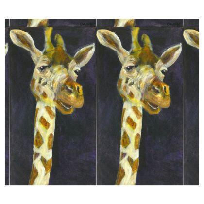 Cute Giraffe Director's Chair