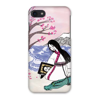 iPhone 7 Case Tokoyo and the Sea Serpent