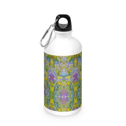 Yellow Circus - Water Bottle