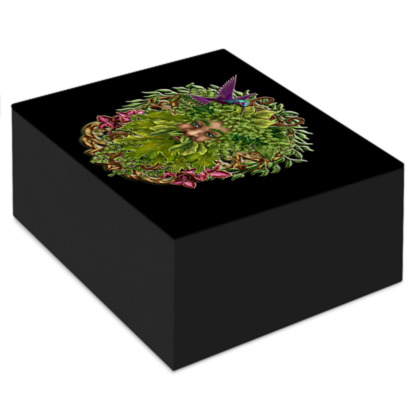 Pagan Hide Jewelry Box