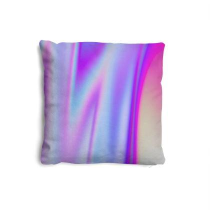 holo effect pillow set